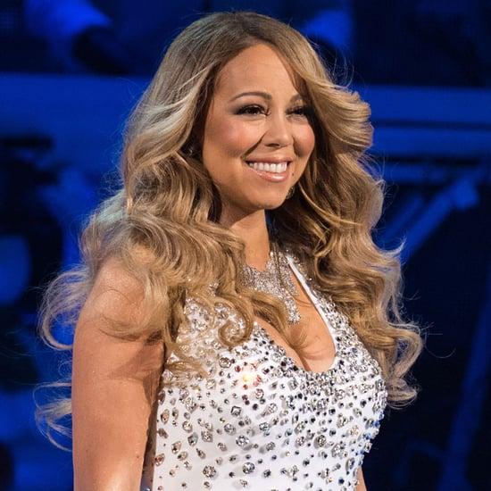Mariah Carey Christmas Concert Photos 2015