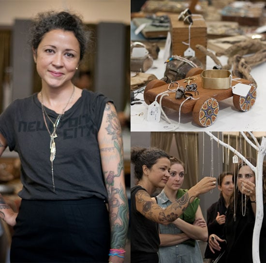 FabSugar Interview With Jewelry Designer Anna Sheffield