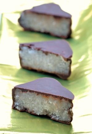 Yummy Link: Chocolate Coconut Burfi