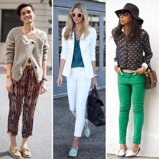 Spring Street Style April 2012