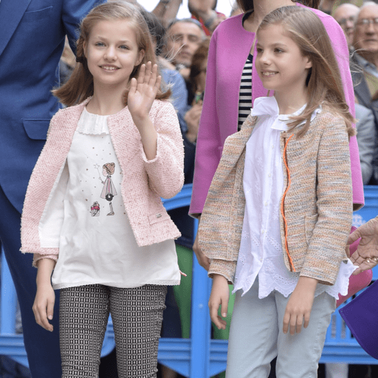 Princess Leonor and Infanta Sofia of Spain Through the Years