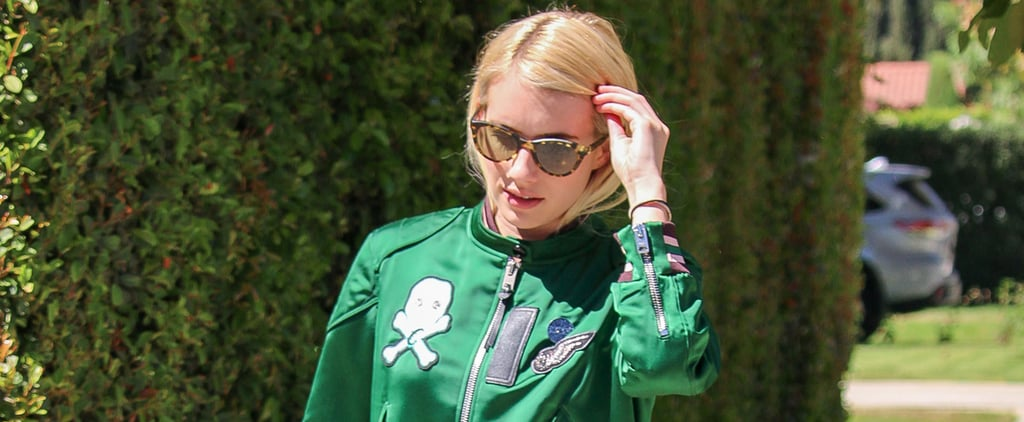 The Best Part of Emma Roberts's Look Has Nothing to Do With Her Outfit