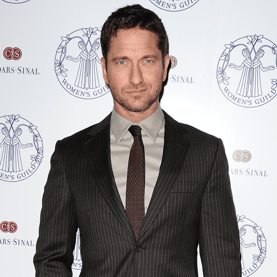 Gerard Butler Starring in Point Break Remake