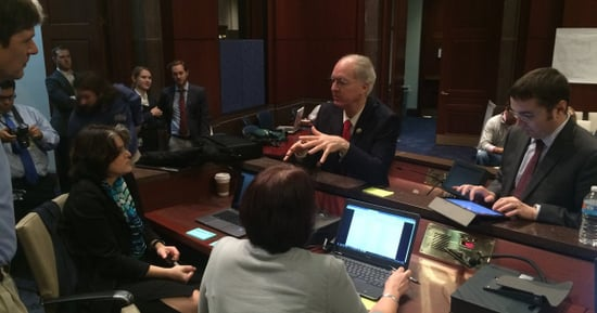 Biggest Innovation At Congressional Hackathon Was Lawmakers Actually Working Together