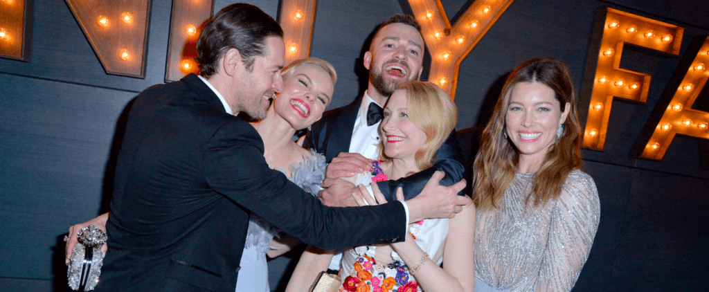 See How the Stars Turned Up at Vanity Fair's Oscars Afterparty!