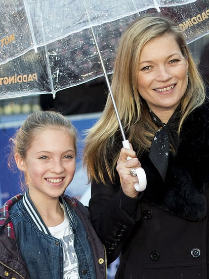 Kate Moss and Her 13-Year-Old Make Their Mother-Daughter Debut on the Cover of Vogue Italia
