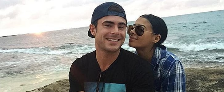 A History of Zac Efron and Sami Miró's Sweetest Social Media Snaps