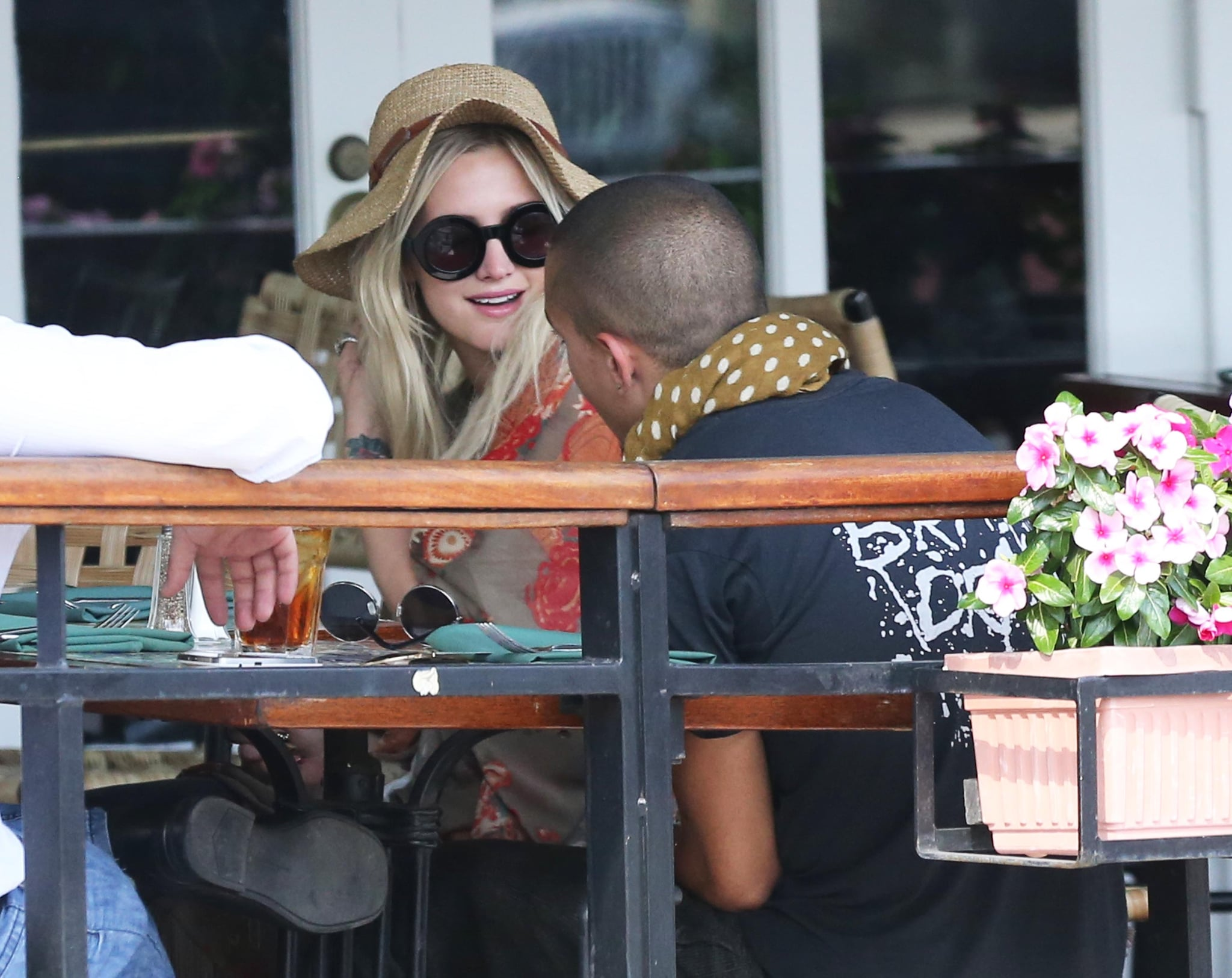 Is Ashlee Simpson Dating Diana Ross's Son Evan?