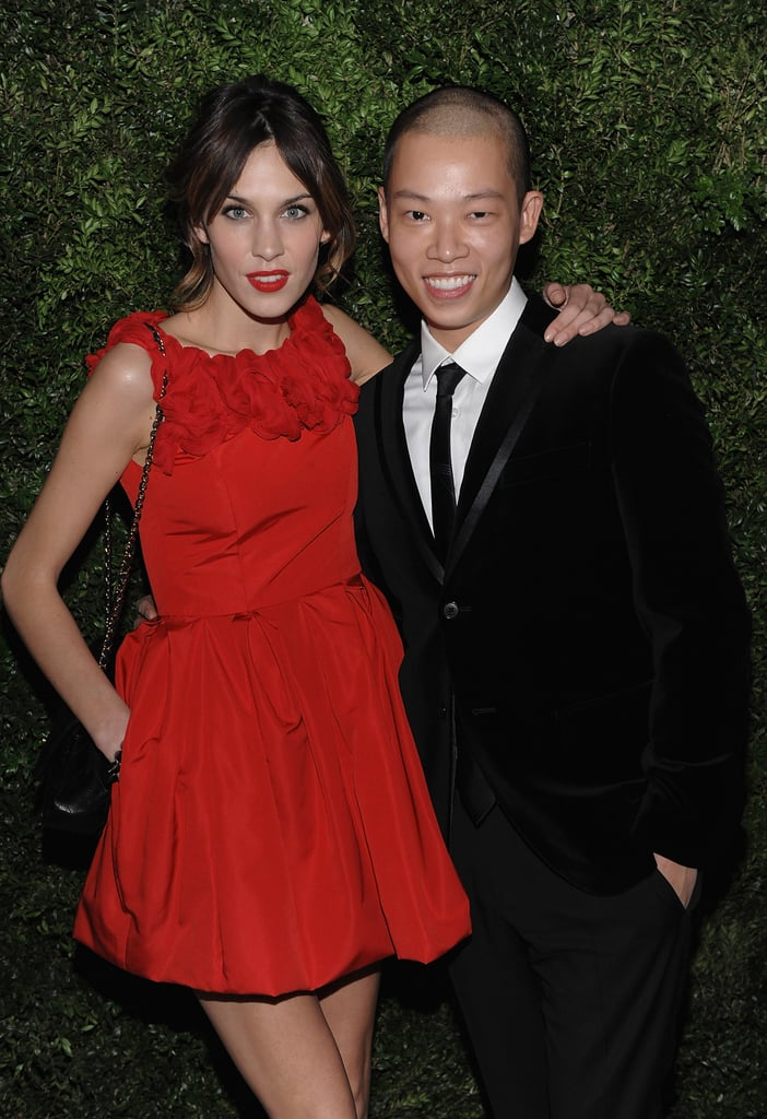 Alexa Chung, Jason Wu