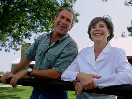 The Inside Scoop on Laura Bush's Surprising Obsession - with Cat Emojis