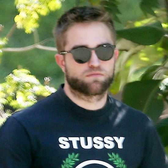 Robert Pattinson With a Beard | Pictures