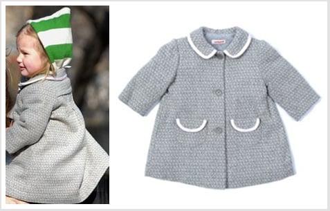 Celebaby: Violet Affleck's Famous Coat on Sale!