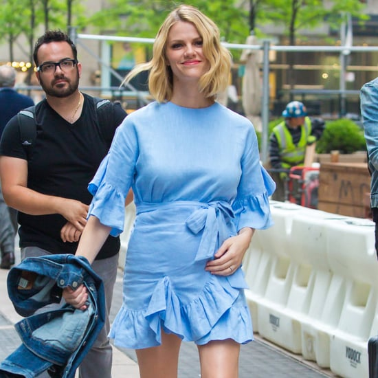 Pictures of Pregnant Brooklyn Decker's Baby Bump