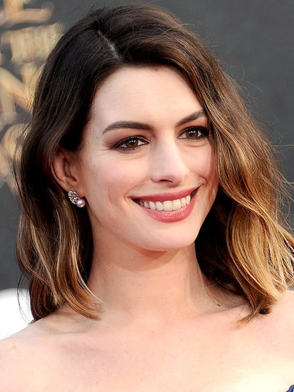Your Memorial Day Weekend Makeup Inspiration, Courtesy of Anne Hathaway