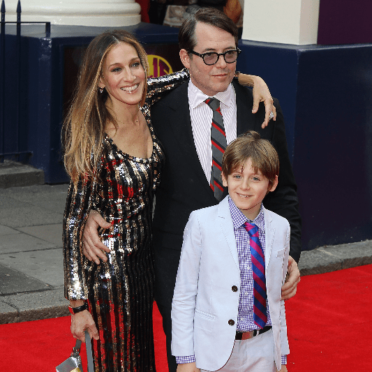Sarah Jessica Parker on the Red Carpet With Her Family