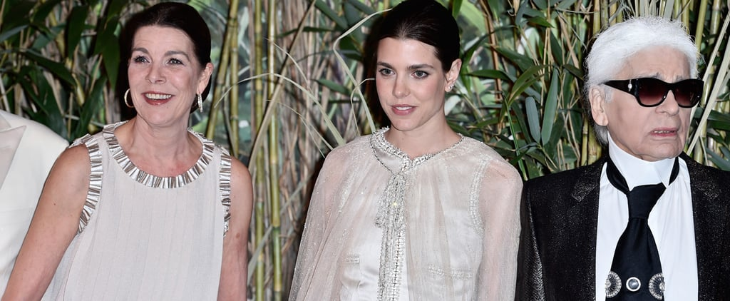 Charlotte Casiraghi Wore the Elegant Red Carpet Accessory We Never Knew We Needed