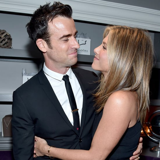 Jennifer Aniston and Justin Theroux Quotes About Each Other