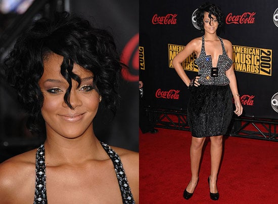 2007 American Music Awards: Rihanna