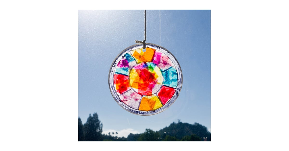 Stained Glass Window Art For Kids