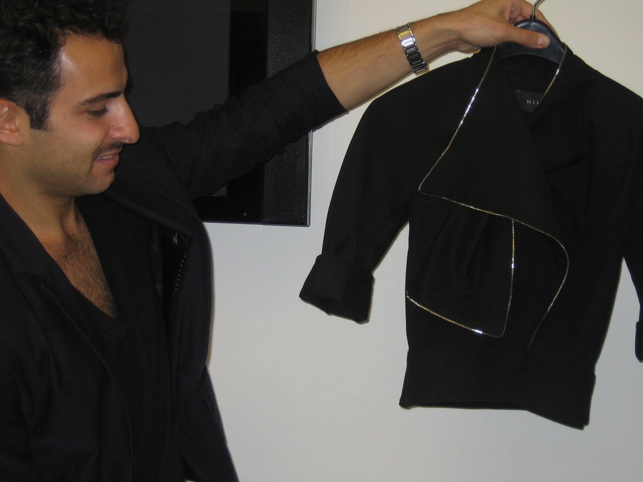 In the Showroom: Nima Spring 2010