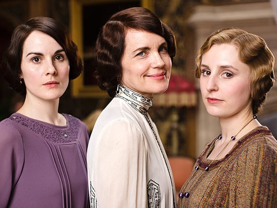 Michelle Dockery's Downton Abbey Costar Elizabeth McGovern Shares a Touching Tribute to Her Grieving TV Daughter