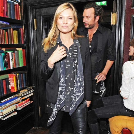 Kate Moss Styled Her Own Rolling Stones Shoot For Vogue UK