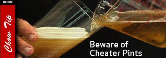 Yummy Links: Cheater Pints to Sunchokes