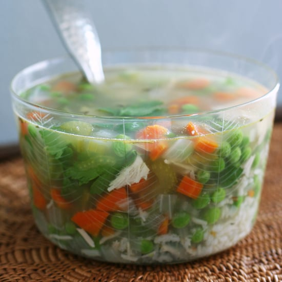 Turkey and Rice Soup
