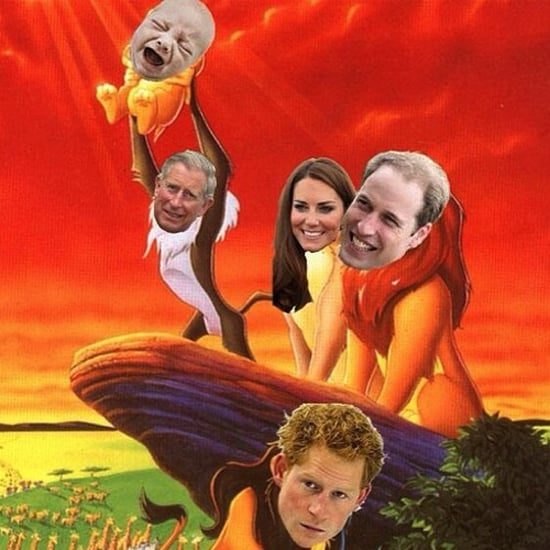 Royal Baby GIFs and Memes