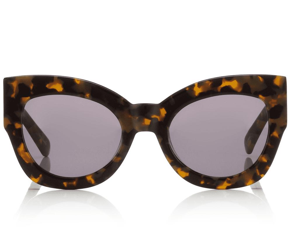 Karen Walker Sunglasses ($260)