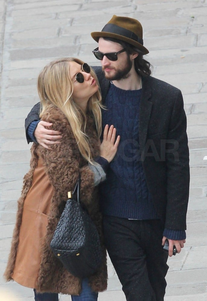 59. Sienna Dates Tom Sturridge