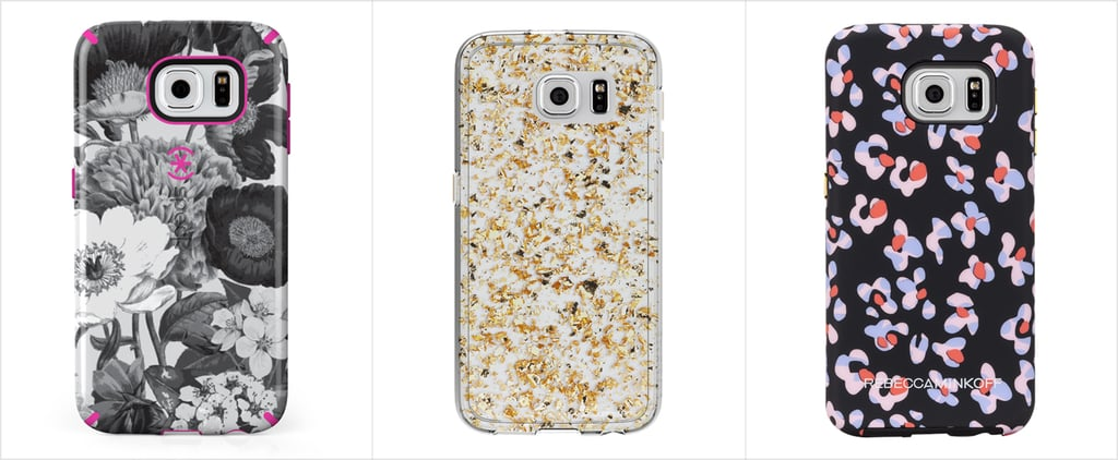 Get Your Hands on These Samsung Galaxy S6 Cases