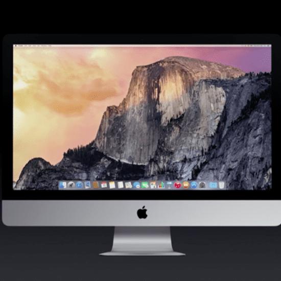Retina iMac 2014 Pictures
