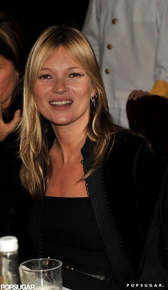 Kate Moss Rings In Chinese New Year Early With Three Royals