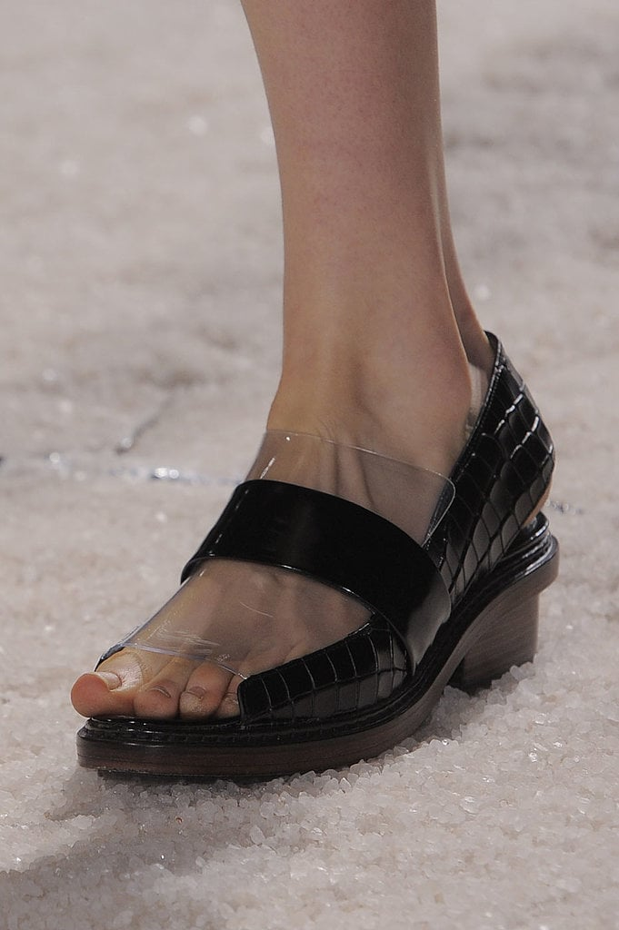 Sheer: 3.1 Phillip Lim Spring 2014