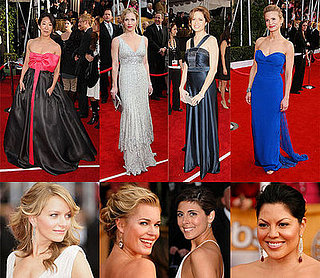 SAG Awards Red Carpet Fashion and Beauty 2008-01-27 23:40:44
