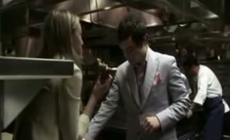TV Dinners: Gossip Girl — Grilled Cheese