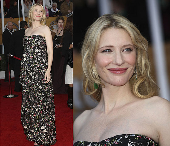 Screen Actors Guild Awards: Cate Blanchett