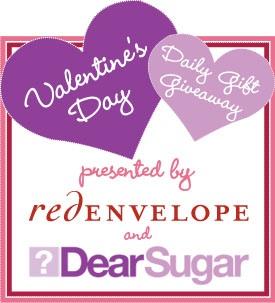 DearSugar's RedEnvelope Valentine's Day Giveaway!