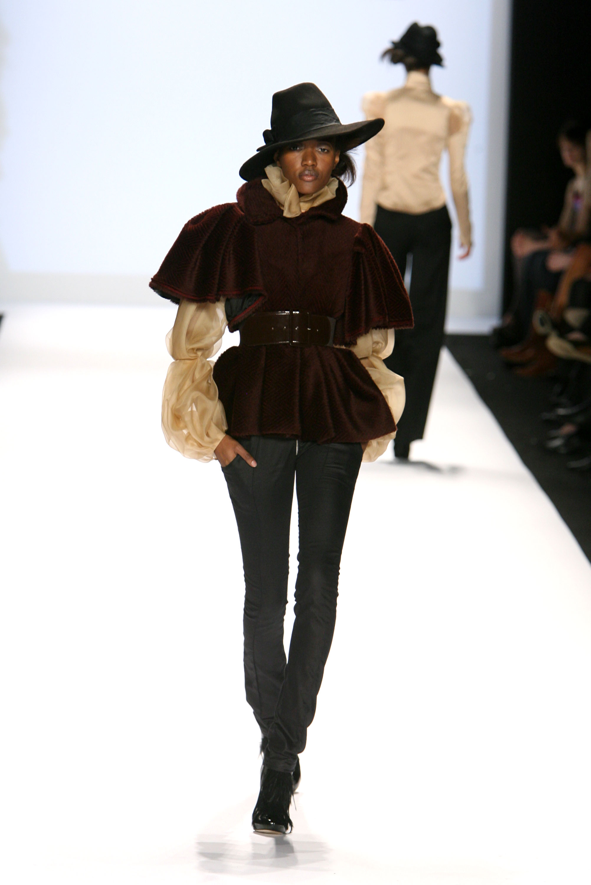 New York Fashion Week, Fall 2008: The Project Runway Finale Show (!)