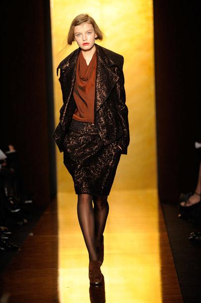 New York Fashion Week, Fall 2008: Donna Karan