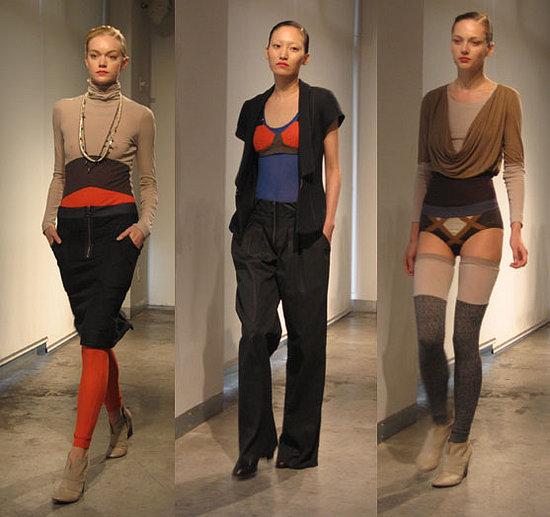 New York Fashion Week, Fall 2008: VPL & Exclusive Designer Interview!