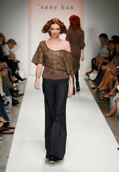 LA Fashion Week, Fall 2008: Jenny Han