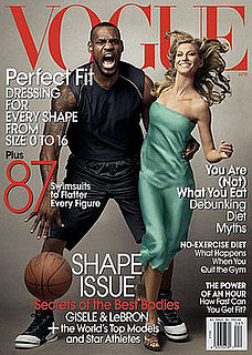 Fab Flash: LeBron James Vogue Cover Causes Controversy