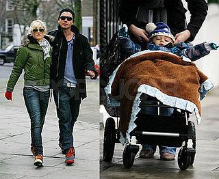 Gwen, Gavin & Kingston Warm/Cool in London