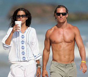 Matthew McConaughey Is Pregnant