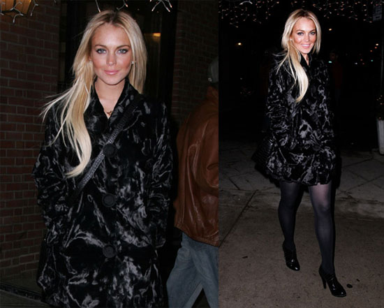 Lohan Finds Her Newest Boy of the Moment