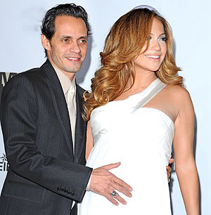 It's Official: JLo Is Having Twins!