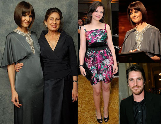 Katie Holmes At The Costume Designers Guild Awards