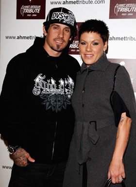 Pink and Carey Hart are Divorcing
